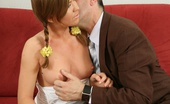 Tricky Old Teacher Ekaterina Innocent Student Gets Every Inch Of Her Teen Body Explored By Teacher'S Mouth And Cock.