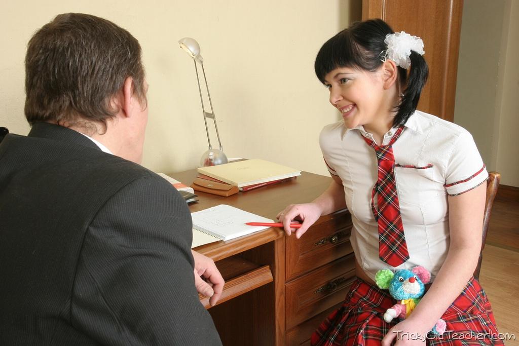 Teacher Ebony Student Milf