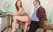 Tricky Old Teacher Leslie Perverted Teacher Told His Lovely Coed To Come To His Place. He Fucked Her Juicy Holes And Gave Her A High Grade.