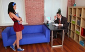 Tricky Old Teacher Kristina 169160 Kristina Needs A Better Grade And Wants To Please Her Teacher To Get It. She Reaches Into His Pants And Pulls Out His Cock To Make Sure Her Grade Will Improve After This.