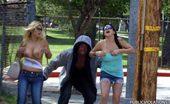 Public Violations Girls Getting Violated In Public