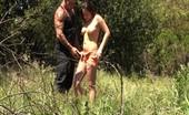 Public Violations Forest Fairy Sex Session