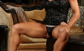 Aziani Iron Elisa Ann Elisa Ann Is A Sexy Bodybuilder That Loves To Strip And Pose Her Big Muscles Naked.