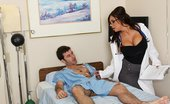 Doctor Adventures Mason Moore Fucklined Patient James Has Been Nothing But Trouble For Nurse Mason. He Is Constantly Hitting On Her And Grab...