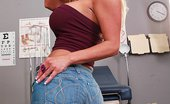 Doctor Adventures Shyla Stylez Intense Asshole Treatment Shyla Is Visiting Doctor Ash Due To Her Loss Of Sensitivity In Her Pussy. She Explains That She Over...