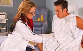 Doctor Adventures Nikki Sexx You Can'T Leave Til You Nut On My Beav Dr. Sexx Has A Patient Who Is Completely Recovered And Ready To Leave, But She Finds Him Cute And Wa...