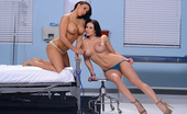 Doctor Adventures Rachel Starr & Kendra Lust Doctors Without Bras The Good Doctors At The ZZ Institute Are Making Amazing New Advances In The Medical Sciences Every D...