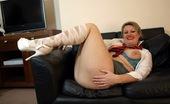 English MILF Big Ass Milf In Her Naughty Schoolgirl Uniform
