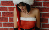 Diddylicious Diddy Proves Shes Been Naughty This Year As She Strips Out Of Her Sexy Christmas Outfit