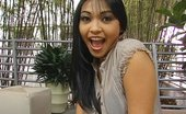 Big Mouthfuls You Will Love This Asian Chick