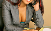 Big Tits Boss Ava Ava Gets Pounded In These Hot Office Pics