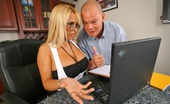 Big Tits Boss Holly Amaing Long Leg Big Tits Office Ceo Gets Her Amazing Pussy Rammed Hard Against The Furniture By The Computer Tech In These Hot Pics And Big Fucking Movie