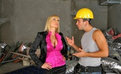 Big Tits Boss  Amazing Body Pefect Tits Andrea Gets Her Pussy Rammed Hard By The Construction Crew In These Hot Big Tits Boss On Site Fucking Pics And Amazing Video Update