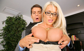 Big Tits Boss Sadie Amazing Big Tits Blonde Sadie Decides To Fire The Employee Who Fucks Her Worst In These Hot Office Desk Banging Update