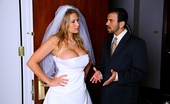 Big Tits Boss Alanah Super Hot Big Tits Babe Gets Fucked At Her Wedding After Her Groom Passed Out In The Aile In These Hot Reality Fuck Pics