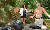 Big Tits Boss Savana Savana Got To Work Slobbering On His Cock And Then Moved The Party Indoors Where She Really Put Him To Work So Do Not Miss This Big Tits Boss Showing Her Employee Who The Real Boss Is