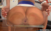 Bangbros Network She Calls It Her CREAMY CENTER. Amy Isn'T Shy When It Comes To Fucking A Complete Stranger On Camera With Lights Shinning Directly On Her Ass Cheeks Glistening & Dripping With Sweat And Pussy Juice.