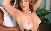 Blacks On Cougars Rebecca Bardoux Rebecca Bardoux Gets A Black Cock Lodged In Her Gaping Ass