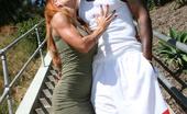 Blacks On Cougars Janet Mason 3 Janet Mason Gets An Interracial Sex Stuffing