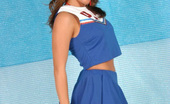 La Zona Modelos Adriana Cheerleader