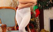 Only Opaques Melanie Melanie As A Sexy Santa