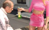 Old Farts Young Tarts Gallery Th 12207 T Drunk Senior Fucking A Naughty Blonde Girl On A Rooftop