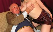 Old Farts Young Tarts Gall Th 13577 T Crazy Grandpa Enjoys Some Thick And Wet Teenie Girl Pussy