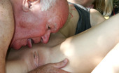 Old Farts Young Tarts Gallery Th 18664 T Horny Grandpa Stalks Teen Into The Park To Fuck Her Wild