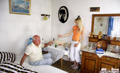 Old Farts Young Tarts Gallery Th 27053 T Sick Grandpa Sticks His Device Into His Tiny Teen Nurse