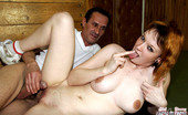 Old Farts Young Tarts Radka & Rick Senior Sport Instructor Trains A Teenager With His Boner