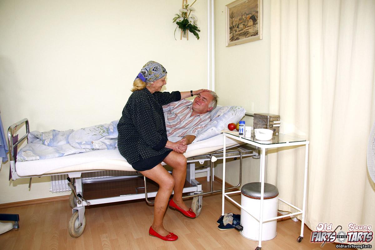 Ann Marie Rios Banging The Nurse