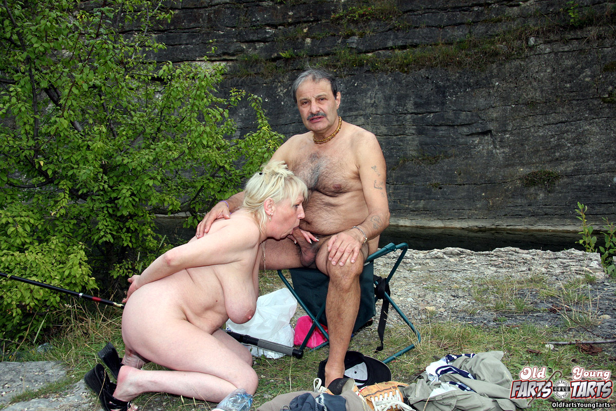 old young naked couples