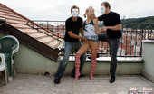Old Farts Young Tarts Gallery Th 41573 T A Very Horny Teenage Chick Nailed By Masked Men Hardcore