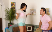 My Sister's Hot Friend Adriana Chechik Adriana Chechik Is At Her Friends House And Sees Her Friends Brother So She Seduces Him And Rides His Cock.
