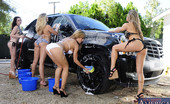 My Sister's Hot Friend Mia Malkova 175662 Capri Cavanni Lexi Belle Mia Malkova &Amp; Rachel Roxxx Are Cleaning A Car When They Get Carried Away And Horny. So They Decide To Fuck One Lucky Guy In Fivesome!