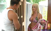 My Sister's Hot Friend Nikki Benz 175716 Nikki Benz Was Over At Her Friend'S Place To Use Their Pool. Her Friend'S Brother Was Staked Out In The Pool House, Rubbing One Out And Got Busted, Brad Hamilton Style. Lucky For Him, Nikki Was Overwhelmed With Horniness And Had To Get That Cock Between H