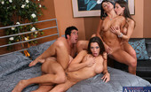 My Sister's Hot Friend Mariah Milano Wow. Tits And Ass Are Flying Every Which Way In This Amazingly Hot Scene Starring Rachel Starr, Rachel Roxxx, And Mariah Milano. When They Gang Up On And Seduce Billy Because They Think He'S A Virgin, They'Re The Ones Who End Up Getting A Big Su
