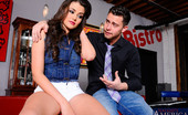 My Sister's Hot Friend Allie Haze The Sexy Allie Haze Has Come To Seth'S Bar After An Outing With His Sister To A Club. She Didn'T Come To Talk About The Club Though, She Wanted Some Relationship Advice From Seth. The Guy She'S Currently Dating Isn'T Clicking With Her