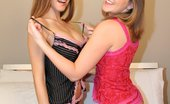 My Wife Ashley Two Hot Young Lesbians Getting Naughty