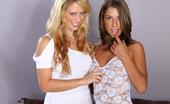 Cougars Crave Kittens Presley Hart & Cherie De Ville College Brunette Seduced By Her Bangin' Hot Step-Mom