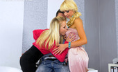 Fully Clothed Sex Victoria Puppy Two Pretty Clothed Blondes Jerking A Massive Stiff Cock