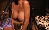 Foxy Anya Gorgeous Hard Body Babe Dildo Fucks Her Pussy