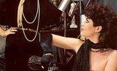 Rodox Gallery Th 10509 T Two Hairy Seventies Lesbians Using Their Favorite Big Dildos