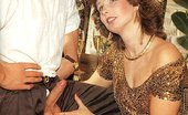 Rodox Gallery Th 11715 T Hairy Seventies Lady Seducing A Horny Guy At Her Own Work