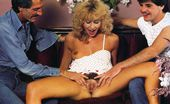 Rodox Gallery Th 17088 T Hairy Seventies Honey Enjoys Two Big Cocks At Once Inside
