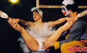 Rodox Gallery Th 19708 T Hairy Seventies Ballerina Gets Fucked Hard By A Horny Clown
