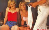 Rodox Gallery Th 19905 T Two Blonde Seventies Sweeties Teasing A Big And Stiff Cock
