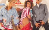 Rodox Gallery Th 22053 T Three Seventies Ladies With Stockings Fucking Eachothers