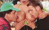 Rodox Gallery Th 52110 T One Retro Chick Fucked Hard By Two Hotshots At The Same Time
