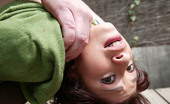 Disgraced 18 Zoey Crazy Young One Getting Roped, Disgraced, And Fucked Hard